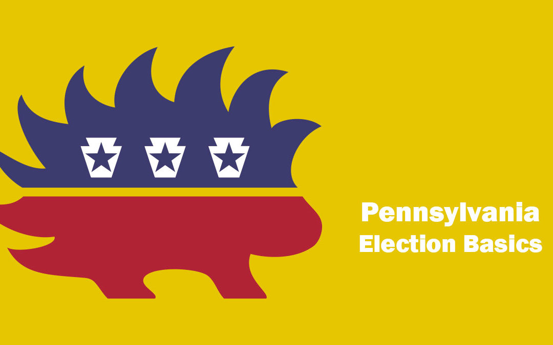 PA Election Basics – 3 Avenues to Getting Elected in Pennsylvania